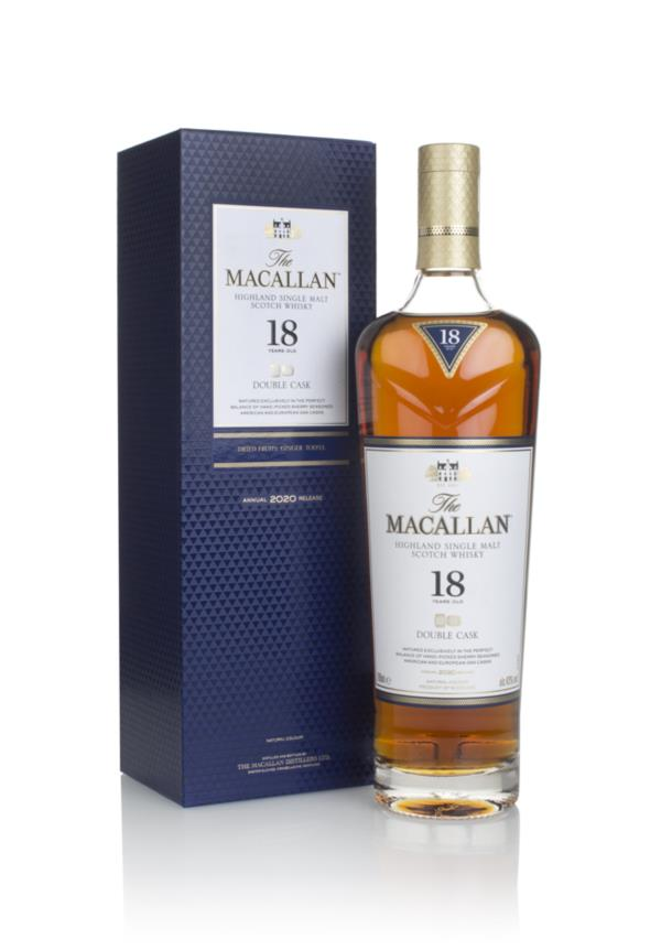 The Macallan 18 Year Old Double Cask 3cl Sample Single Malt Whisky