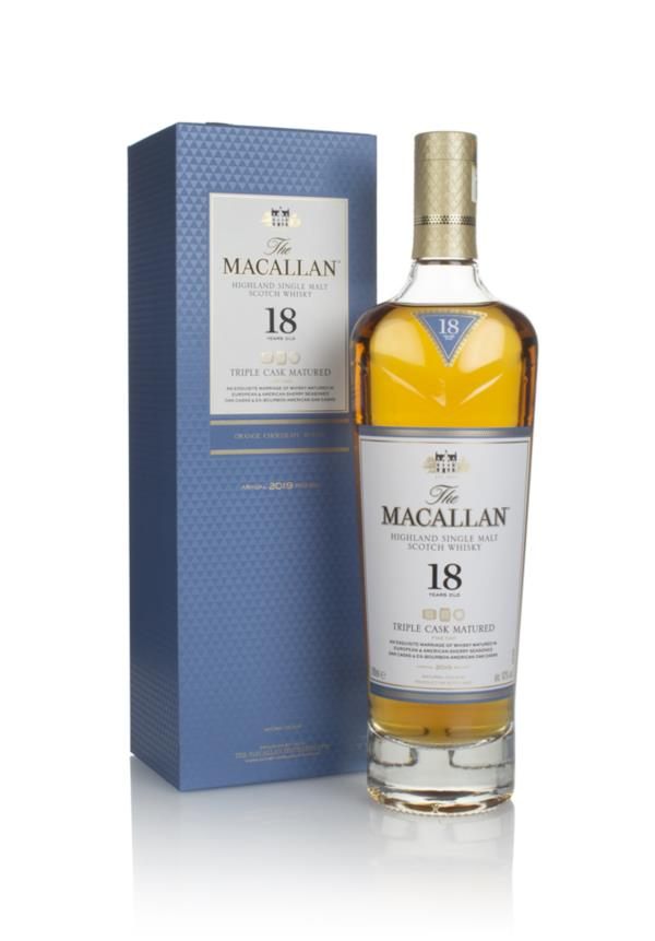 The Macallan 18 Year Old Triple Cask Single Malt Whisky