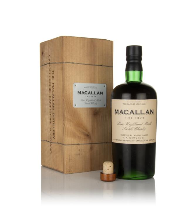 The Macallan 1874 Replica Single Malt Whisky