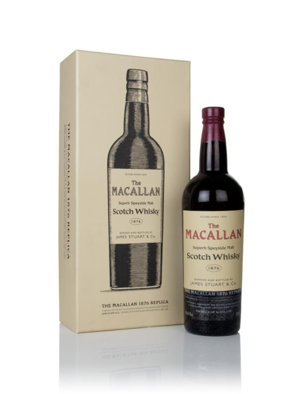 The Macallan 1876 Replica Single Malt Whisky
