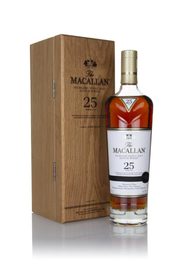 The Macallan 25 Year Old Sherry Oak (2019 Release) Single Malt Whisky