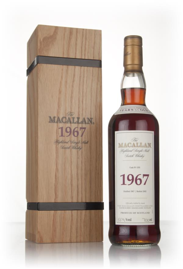 The Macallan 35 Year Old 1967 (cask 1195) - Fine & Rare Single Malt Whisky