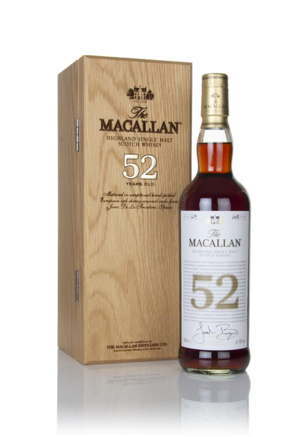 The Macallan 52 Year Old (2018 Release) Single Malt Whisky