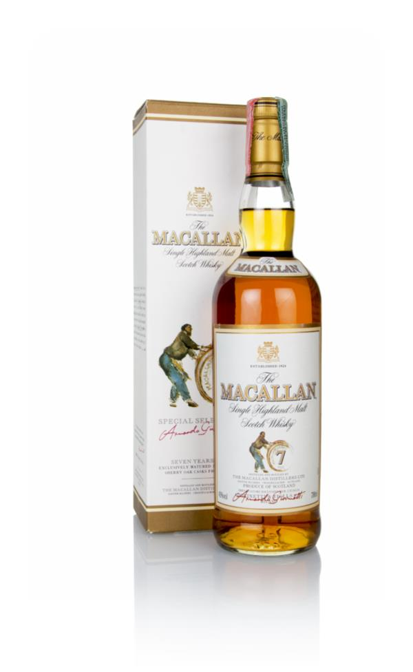 The Macallan 7 Year Old - Armando Giovinetti Special Selection Single Malt Whisky