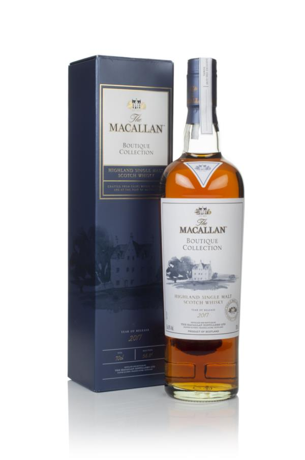 The Macallan Boutique Collection (2017 Release) Single Malt Whisky