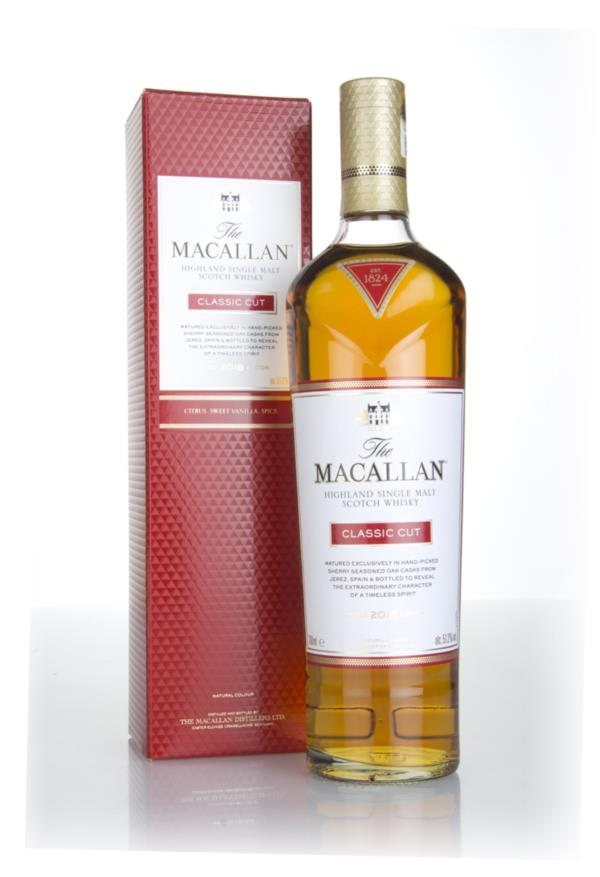The Macallan Classic Cut (2018 Release) Single Malt Whisky