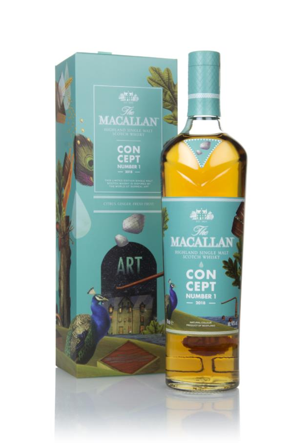 The Macallan Concept No.1 2018 Single Malt Whisky