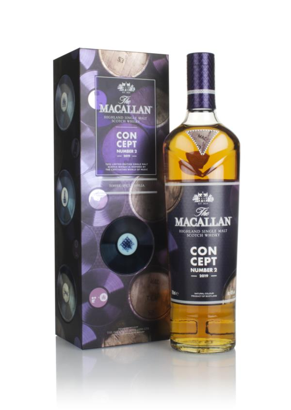 The Macallan Concept No.2 2019 Single Malt Whisky