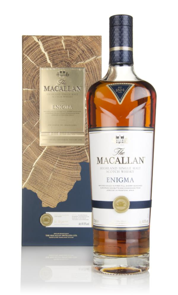 The Macallan Enigma 3cl Sample Single Malt Whisky