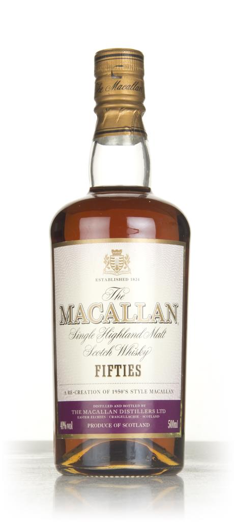 The Macallan Fifties Single Malt Whisky