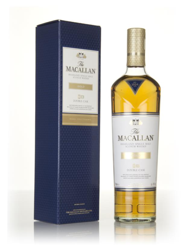 The Macallan Gold Double Cask Single Malt Whisky