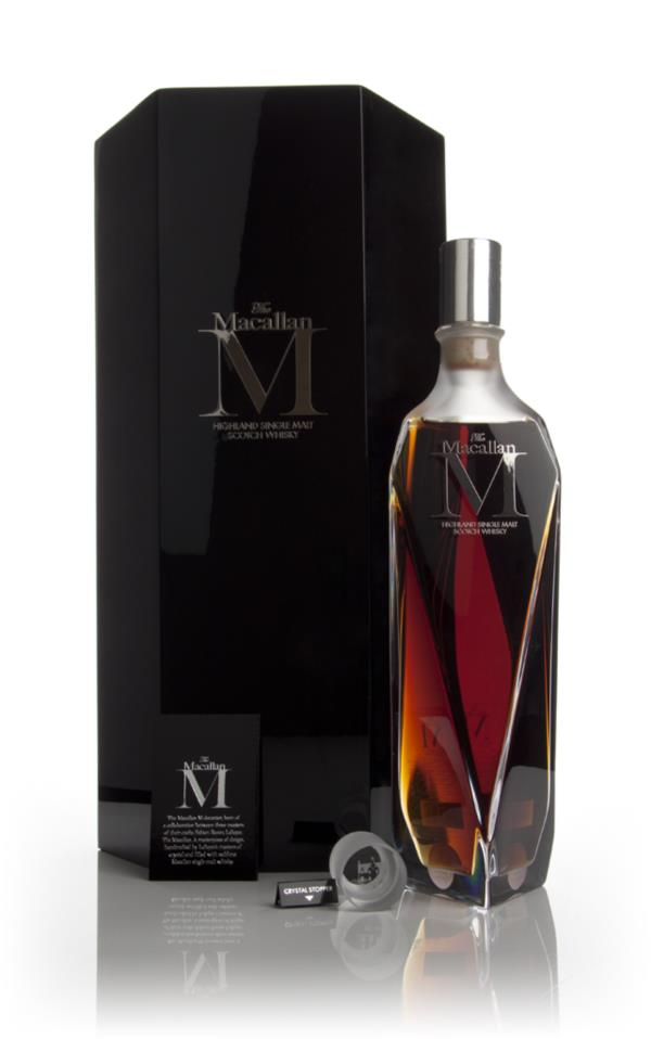 The Macallan M - 1824 Series Single Malt Whisky