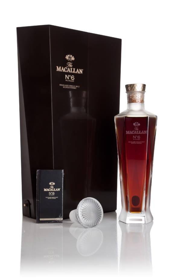 The Macallan No.6 in Lalique Decanter Single Malt Whisky