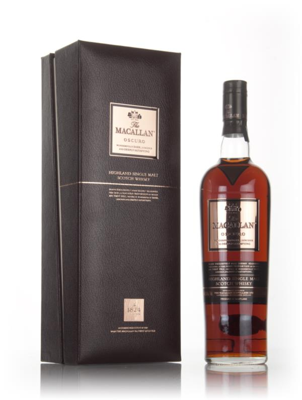 The Macallan Oscuro (Old Bottling) Single Malt Whisky