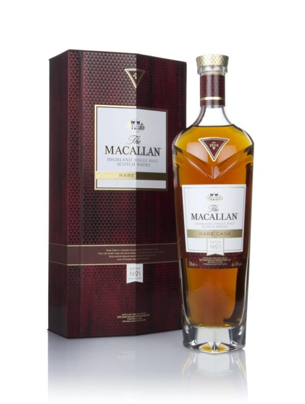 The Macallan Rare Cask - Batch No.1 (2019 Release) 3cl Sample Single Malt Whisky