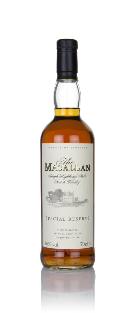 The Macallan Special Reserve - 1990s Single Malt Whisky