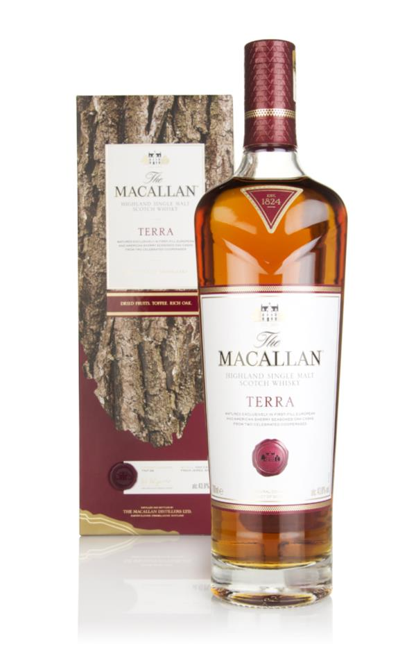 The Macallan Terra Single Malt Whisky