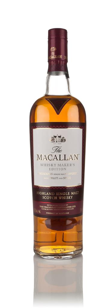 The Macallan Whisky Makers Edition Single Malt Whisky