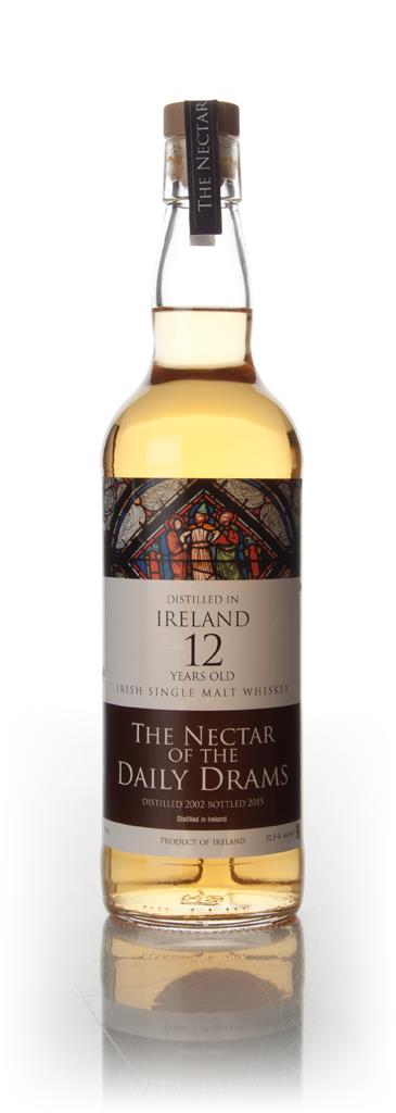 Irish Single Malt 12 Year Old 2002 - The Nectar of the Daily Drams Single Malt Whisky
