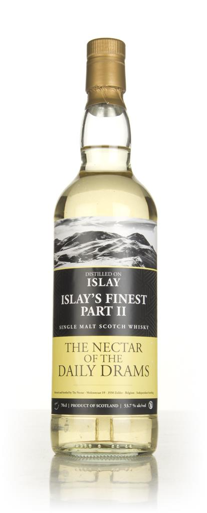Islays Finest Single Malt Part II - The Nectar of Daily Drams Single Malt Whisky