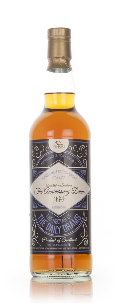 The Anniversary Dram XO Volume 11 - The Nectar of the Daily Drams Blended Malt Whisky