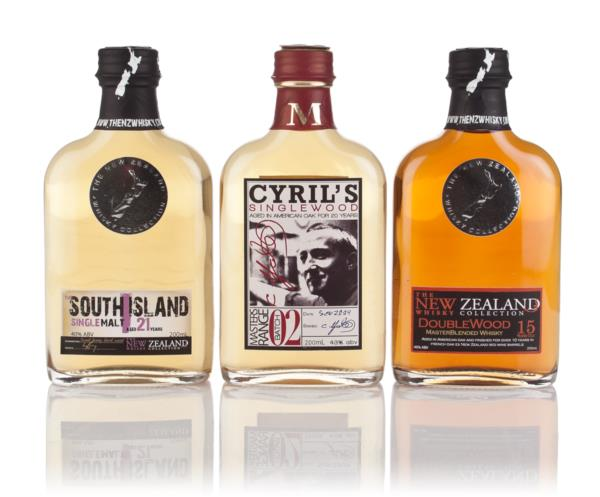 The New Zealand Whisky Collection - Triple Pack Blended Whisky