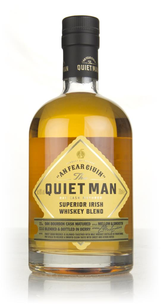 The Quiet Man Blend Blended Whiskey