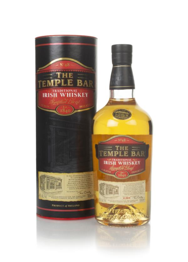 The Temple Bar Signature Blend Blended Whiskey