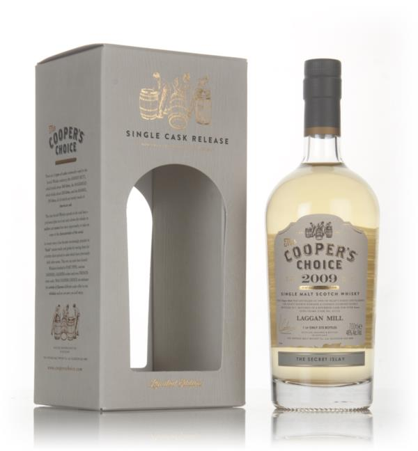 Laggan Mill 7 Year Old 2009 (cask 321578) - The Coopers Choice (The V Single Malt Whisky