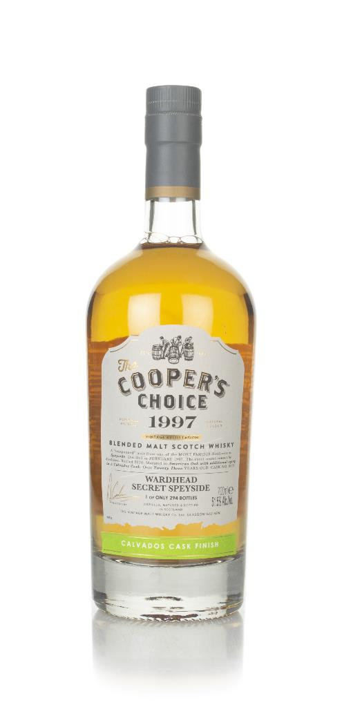 Wardhead 23 Year Old 1997 (cask 9891) - The Cooper's Choice (The Vinta Blended Malt Whisky
