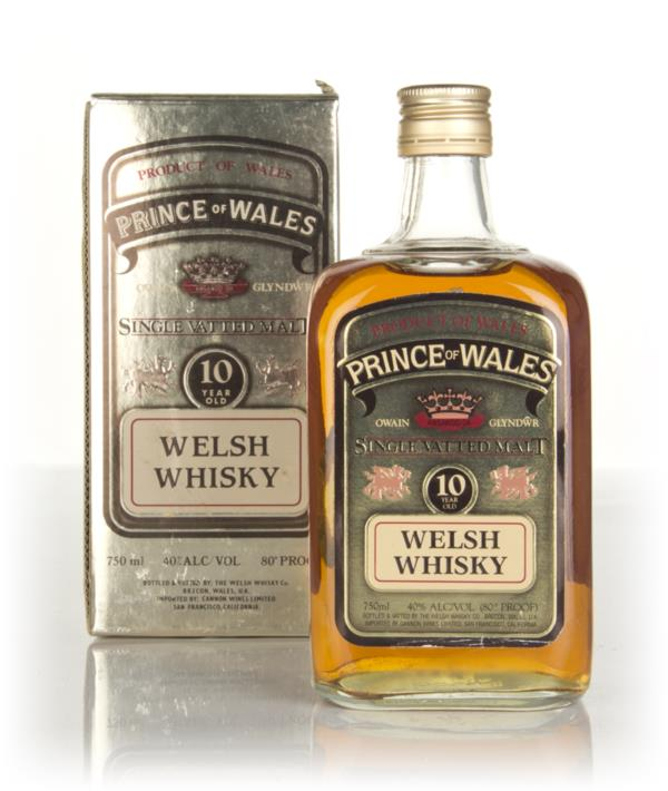 Prince of Wales 10 Year Old - 1990s Blended Malt Whisky
