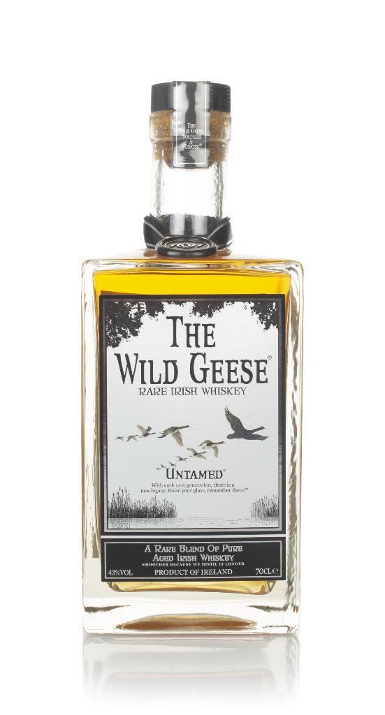 The Wild Geese Rare Blended Whiskey