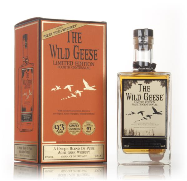 The Wild Geese Limited Edition Fourth Centennial Blended Whiskey