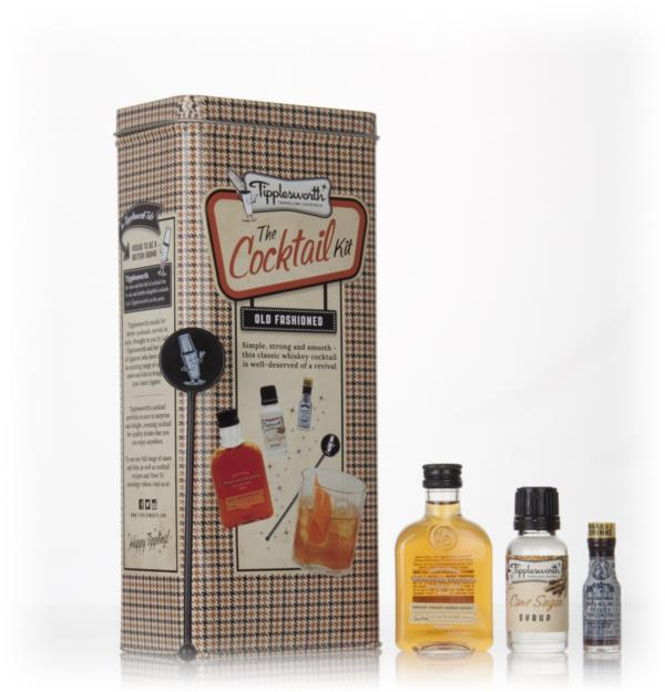 Tipplesworth Old Fashioned Cocktail Kit Cocktails Whisky