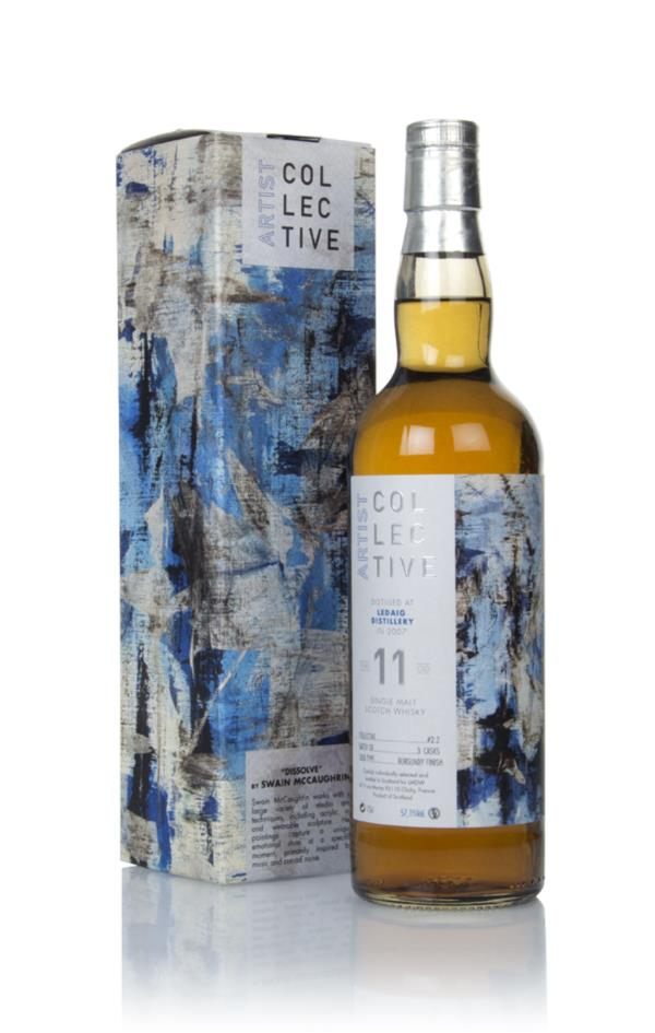 Ledaig 11 Year Old 2007 - Artist Collective (La Maison du Whisky) Single Malt Whisky