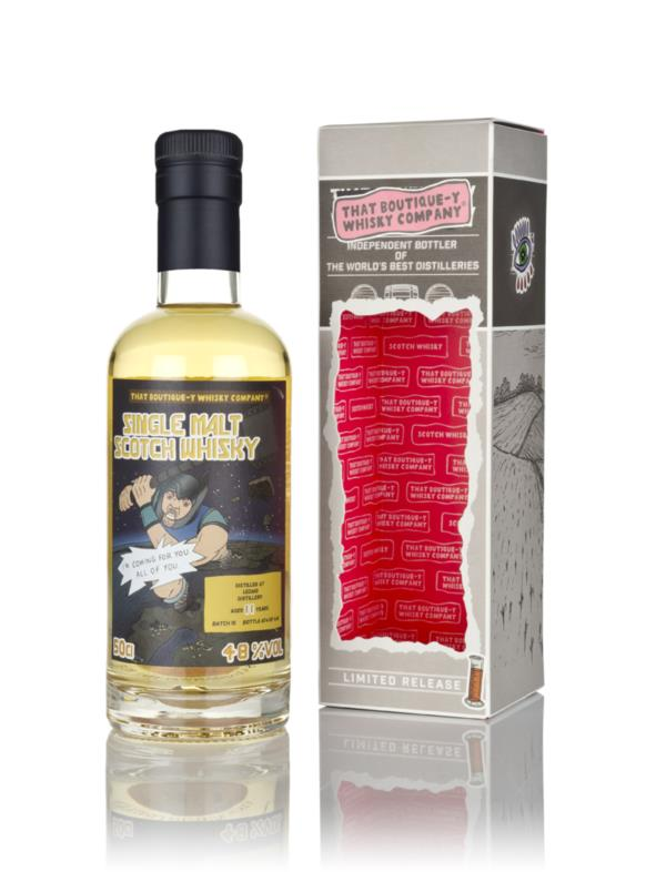 Ledaig 11 Year Old (That Boutique-y Whisky Company) Single Malt Whisky