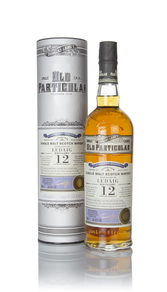 Ledaig 12 Year Old 2007 (cask 13326) - Old Particular (Douglas Laing) Single Malt Whisky