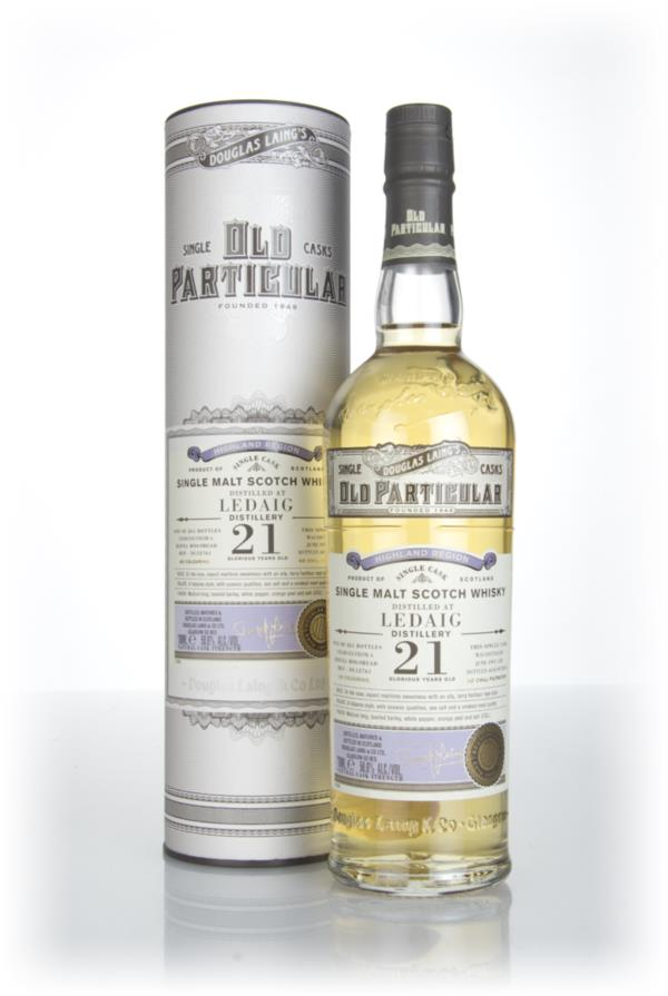 Ledaig 21 Year Old 1997 (cask 12761) - Old Particular (Douglas Laing) Single Malt Whisky