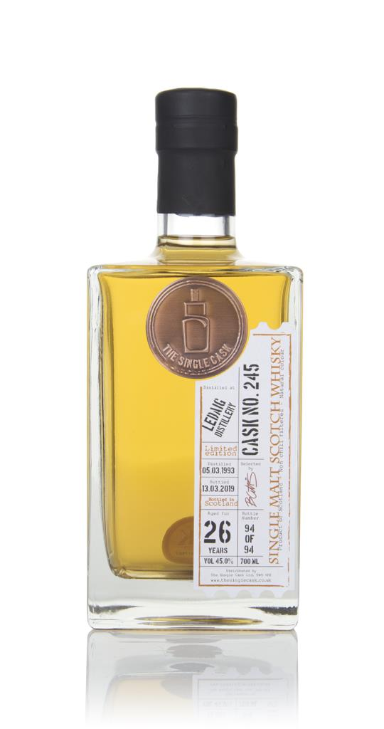 Ledaig 26 Year Old 1993 (cask 245) - The Single Cask Single Malt Whisky