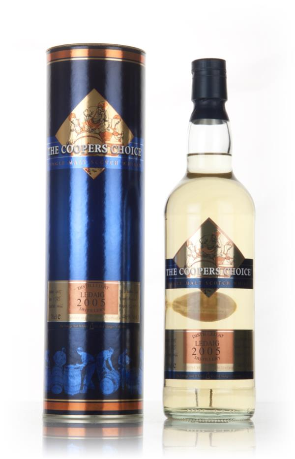 Ledaig 9 Year Old 2005 (cask 0066) - The Coopers Choice (The Vintage M Single Malt Whisky