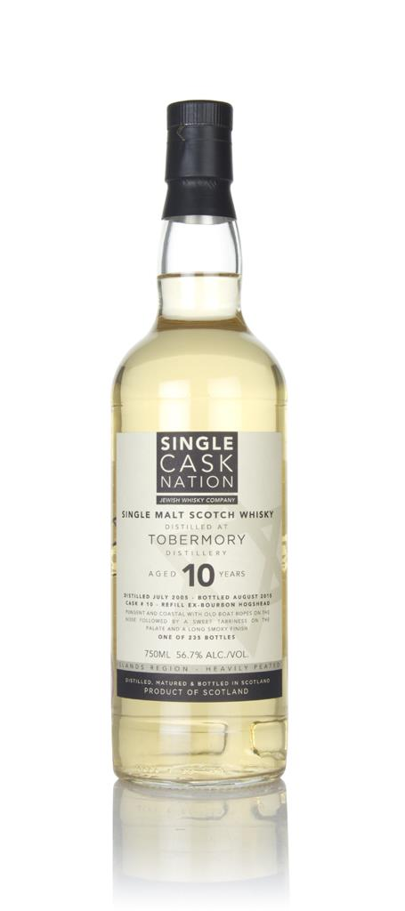 Tobermory 10 Year Old 2005 (Single Cask Nation) Single Malt Whisky