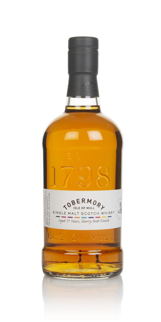 Tobermory 11 Year Old 2007 Sherry Butt Finish Single Malt Whisky