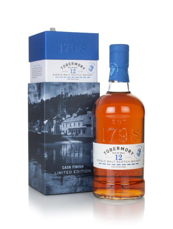 Tobermory 12 Year Old 2007 Port Pipe Finish Single Malt Whisky