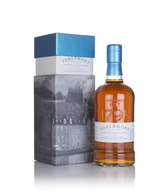 Tobermory 12 Year Old Fino Sherry Cask Finish Single Malt Whisky