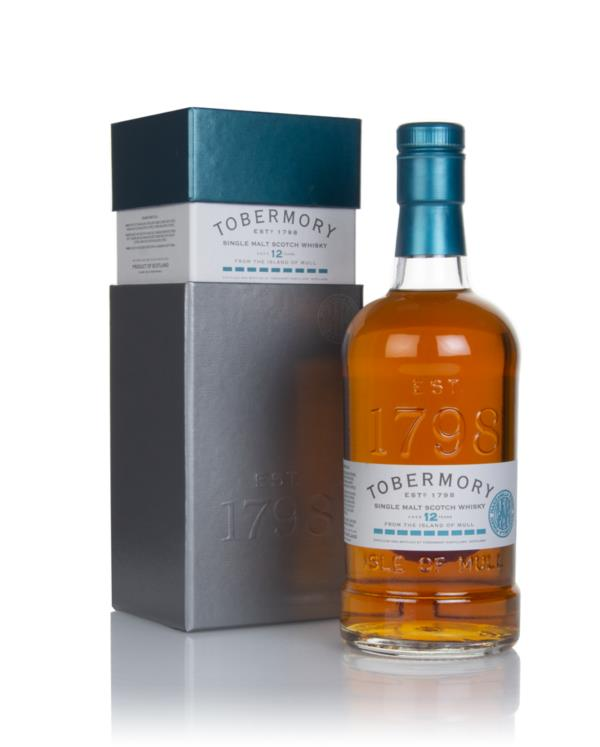 Tobermory 12 Year Old Manzanilla Cask Finish Single Malt Whisky