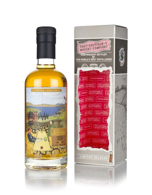 Tobermory 12 Year Old (That Boutique-y Whisky Company) Single Malt Whisky