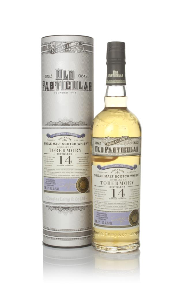 Tobermory 14 Year Old 2005 (cask 13512) - Old Particular (Douglas Lain Single Malt Whisky
