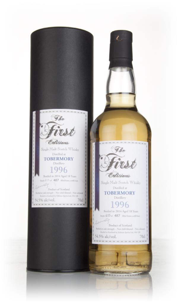 Tobermory 18 Year Old 1996 - The First Editions (Hunter Laing) Single Malt Whisky
