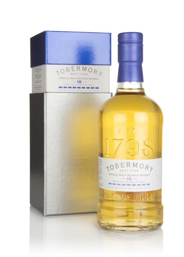 Tobermory 18 Year Old Single Malt Whisky