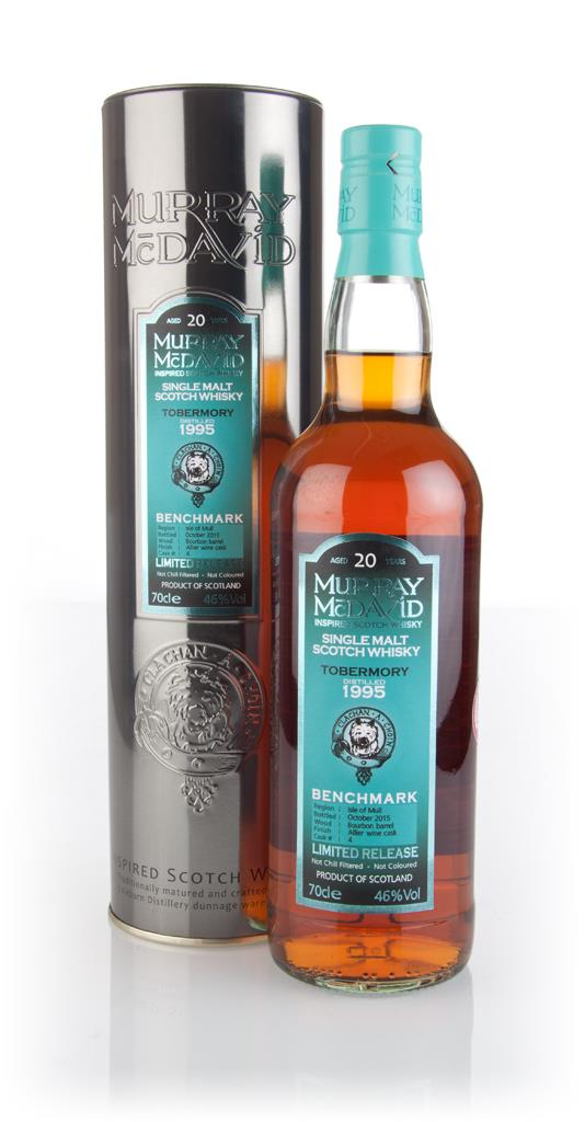 Tobermory 20 Year Old 1995 (cask 4) - Benchmark (Murray McDavid) Single Malt Whisky